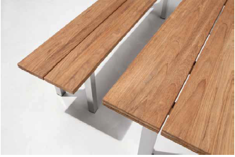 Atlas Dining Set With Bench