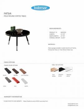 Polo Sectional Sofa Set - Image 7
