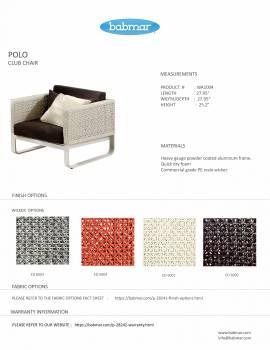 Polo Sofa Set - Image 3