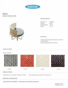 Polo Chair Set for Two - Image 4