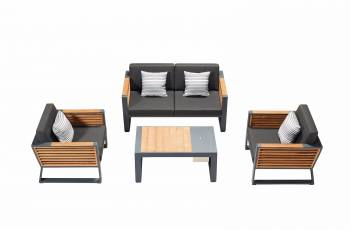 Shop By Collection - Avant Collection - Babmar - AVANT LOVESEAT SET