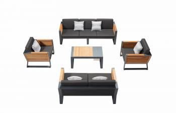 Babmar - AVANT SOFA SET WITH LOVESEAT - Image 2