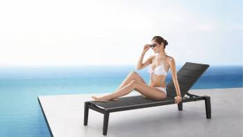 Shop By Collection - Avant Collection - Babmar - AVANT STACKABLE CHAISE LOUNGE