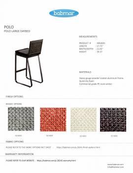 Polo Bar Set for 4 - Image 4