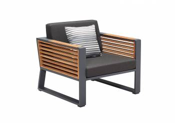 Individual Pieces - Babmar -  AVANT CLUB CHAIR