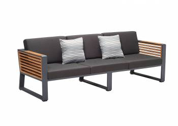 Shop By Collection - Avant Collection - Babmar - AVANT 3 SEATER SOFA