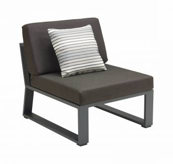 Shop By Collection - Avant Collection - Babmar - AVANT MIDDLE ARMLESS CHAIR