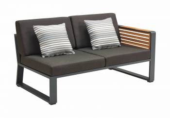 Individual Pieces - Sofa And Chair Seating - Babmar - AVANT RIGHT ARM CHAIR