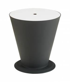 Shop By Collection - Avant Collection - Babmar - AVANT ROUND SIDE TABLE WITH COOLER