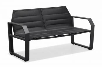 Shop By Category - Outdoor Seating Sets - Babmar - Alpha Loveseat