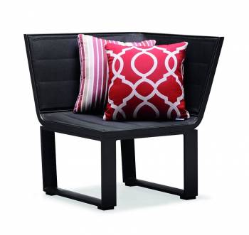 Individual Pieces - Babmar - Alpha Corner Chair