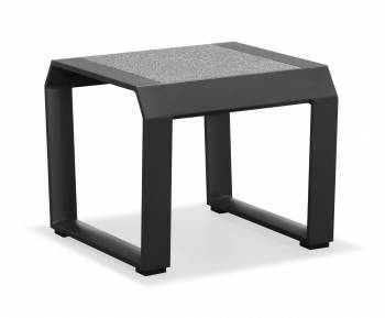 Individual Pieces - Coffee Tables, Side Tables And Ottomans - Babmar - Alpha Side Table