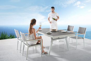 Babmar - Serene Dining Set For 6