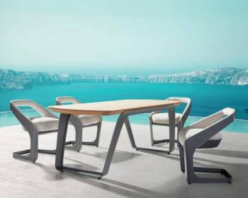 Babmar - PININFARINA  DINING SET FOR 6