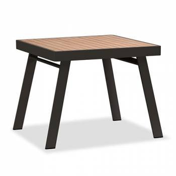 Individual Pieces - Babmar - Avant Dining Table For 4 (Straight Legs)