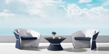 Shop By Collection - Spa Collection - Spa Club Chair Set by Pininfarina