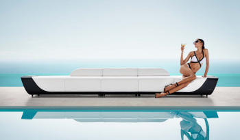 Individual Pieces - Babmar - PININFARINA LONG SOFA