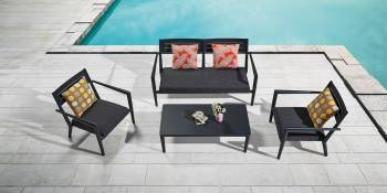 Babmar - Malibu Loveseat Set