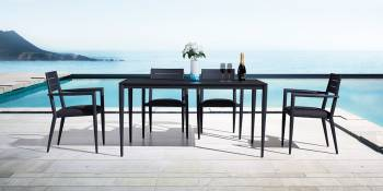 Babmar - Malibu Dining Set For 6