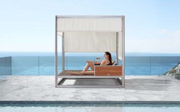 Shop By Category - Outdoor Daybeds - Geneve Daybed