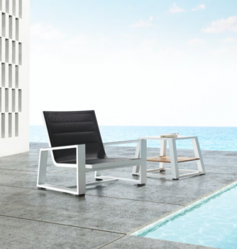Shop By Collection - Kyoto Collection - Kyoto Chair And Side Table - QUICK SHIP