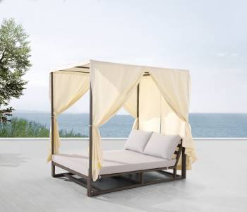 Tribeca Double Daybed with Canopy - Image 2
