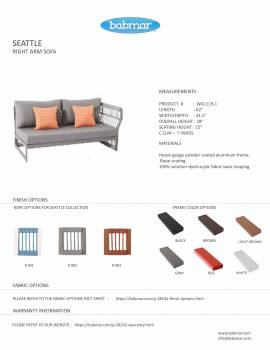 Seattle Sectional Set - Image 8