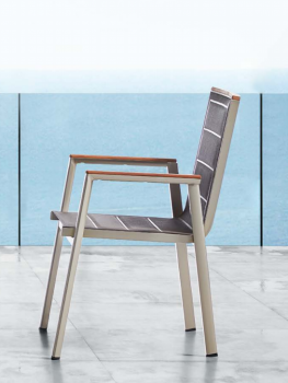ZurichDining Chair With Arms - QUICK SHIP - Image 2