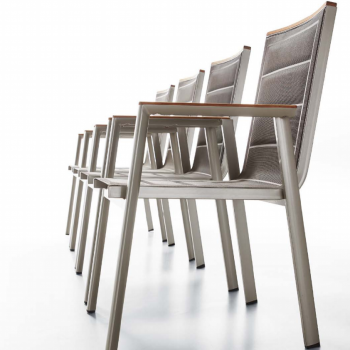 ZurichDining Chair With Arms - QUICK SHIP - Image 3