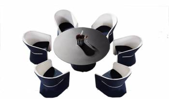 Shop By Collection - Spa Collection - Spa Dining Set for 6 by Pininfarina