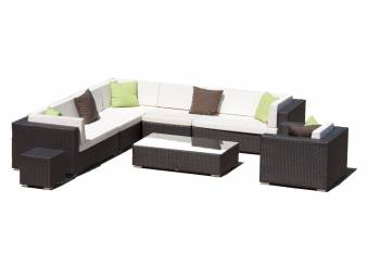 Shop By Collection - Swing 46 Collection - Babmar - Swing 46 Sectional Sofa Set with Club Chair