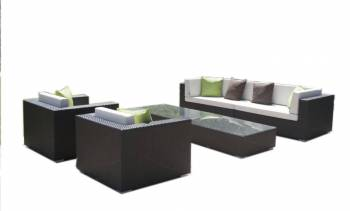 Babmar - Terrazza Sofa Set (Swing 46 Design)