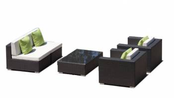 Individual Pieces - Sofa And Chair Seating - Babmar - Tetto Sofa Set (Swing 46 Design) - QUICK SHIP