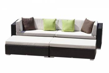 Shop By Category - Outdoor Seating Sets - Babmar - Byzantine Sofa Set (Swing 46 Design)