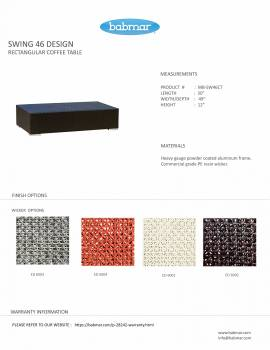 Babmar - TettoSofa Set (Swing 46 Design) - Image 9