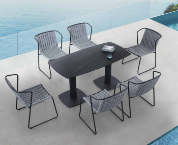 Shop By Collection - Martinique Collection - Martinique Dining Set For 6