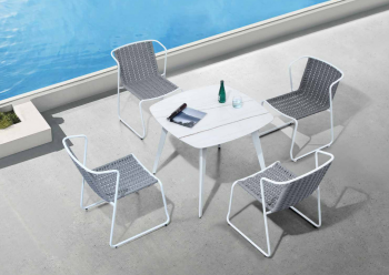 Shop By Collection - Martinique Collection - Martinique Dining Set For 4