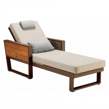 Shop By Category - Babmar - MYKONOS CHAISE LOUNGE - QUICK SHIP