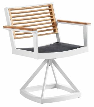 Shop By Collection - Avant Collection - Babmar - AVANT SWIVEL DINING CHAIR