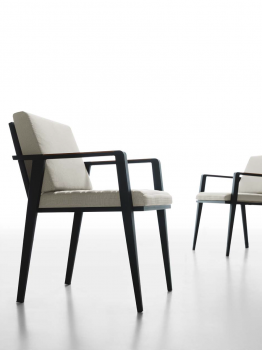 Individual Pieces - Dining Chairs - Babmar - Onyx Dining Chair