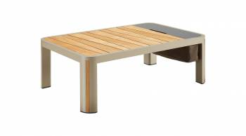 Shop By Collection - Zurich Collection - Babmar - Zurich Rectangular Coffee Table