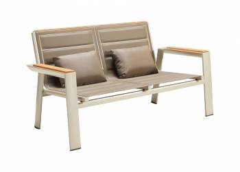 Shop By Collection - Zurich Collection - Babmar - Zurich Loveseat