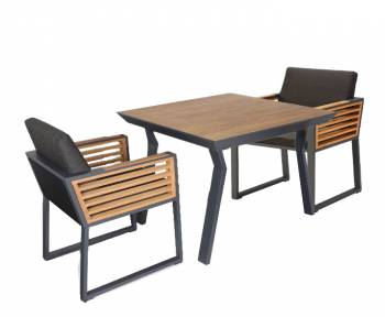 Shop By Collection - Avant Collection - Babmar - AVANT DINING SET FOR 2