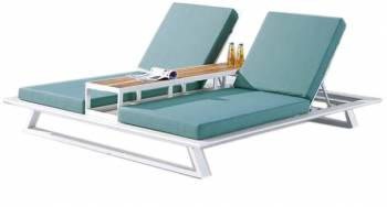 Shop By Collection - Luxe Collection - Luxe Double Chaise With Cushion