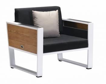 Individual Pieces - Sofa And Chair Seating - Babmar - Mykonos Club Chair