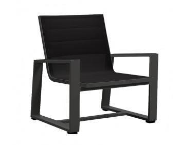 Mykonos Mesh Chair And Side Table - QUICK SHIP - Image 4