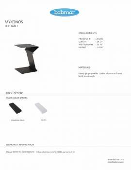 Mykonos Mesh Club Chair Set - QUICK SHIP - Image 5