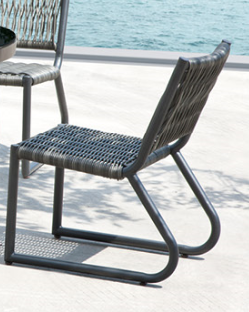 Haiti Dining Chair without Arms