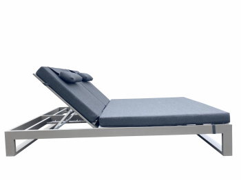 Amber Double Chaise Lounge - QUICK SHIP
