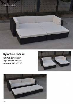 Babmar - Byzantine Sofa Set (Swing 46 Design) - Image 6